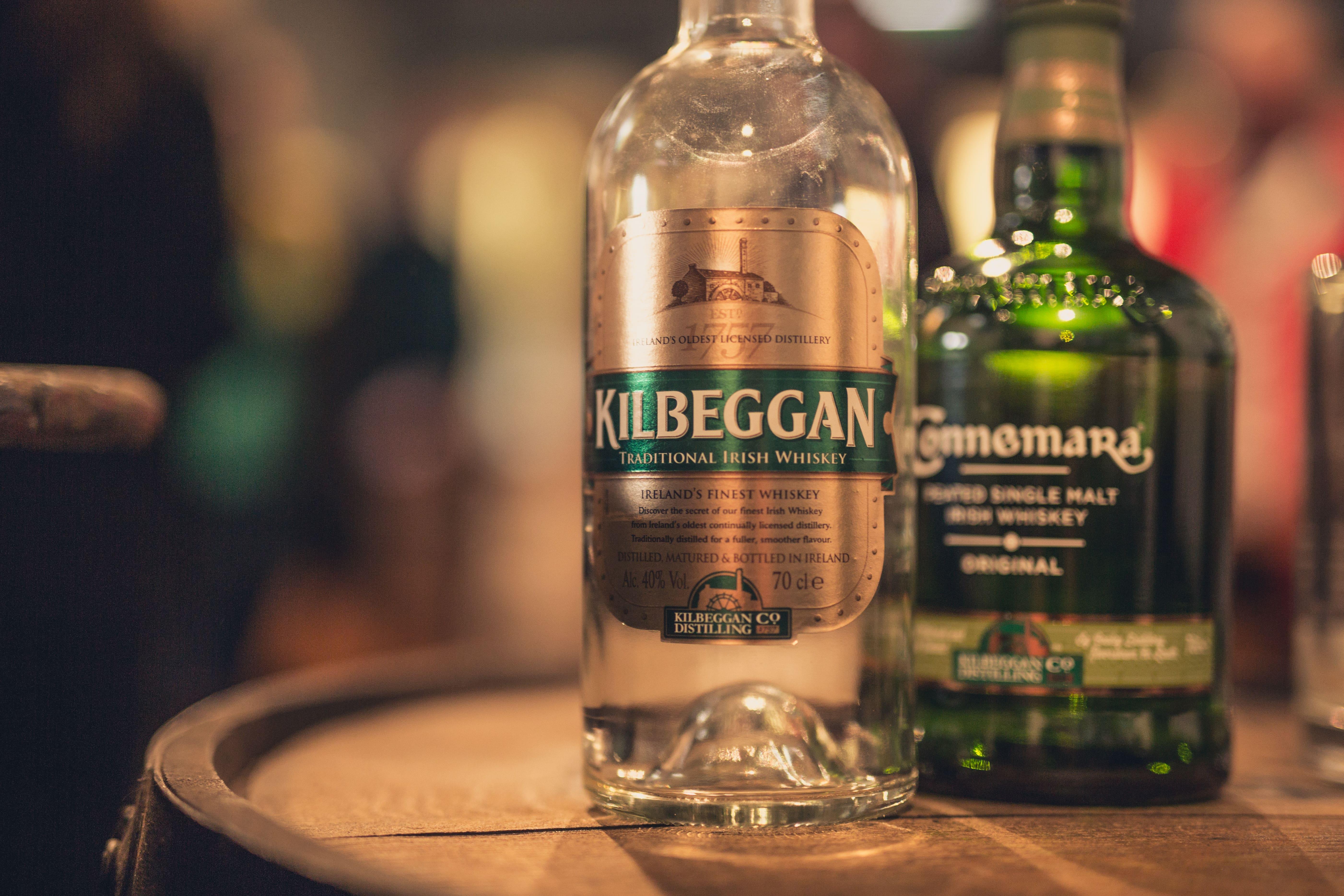 Dublin Whiskey Tour, Echt Ierland