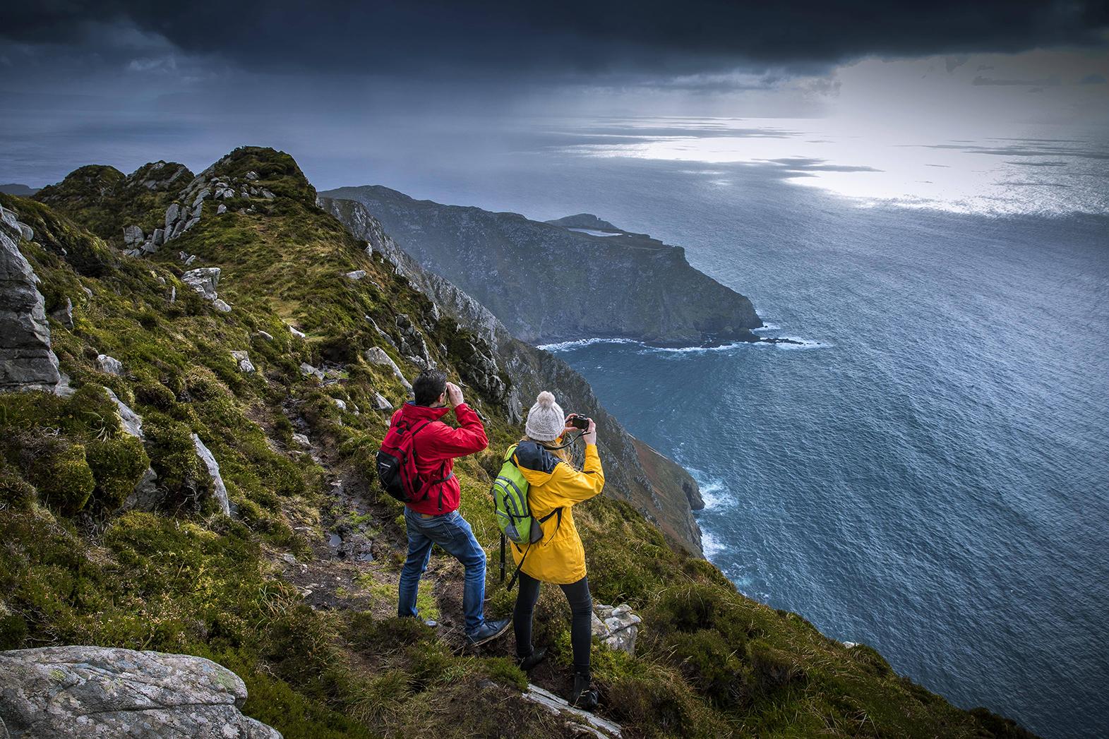 Wild Atlantic Way, Echt Ierland