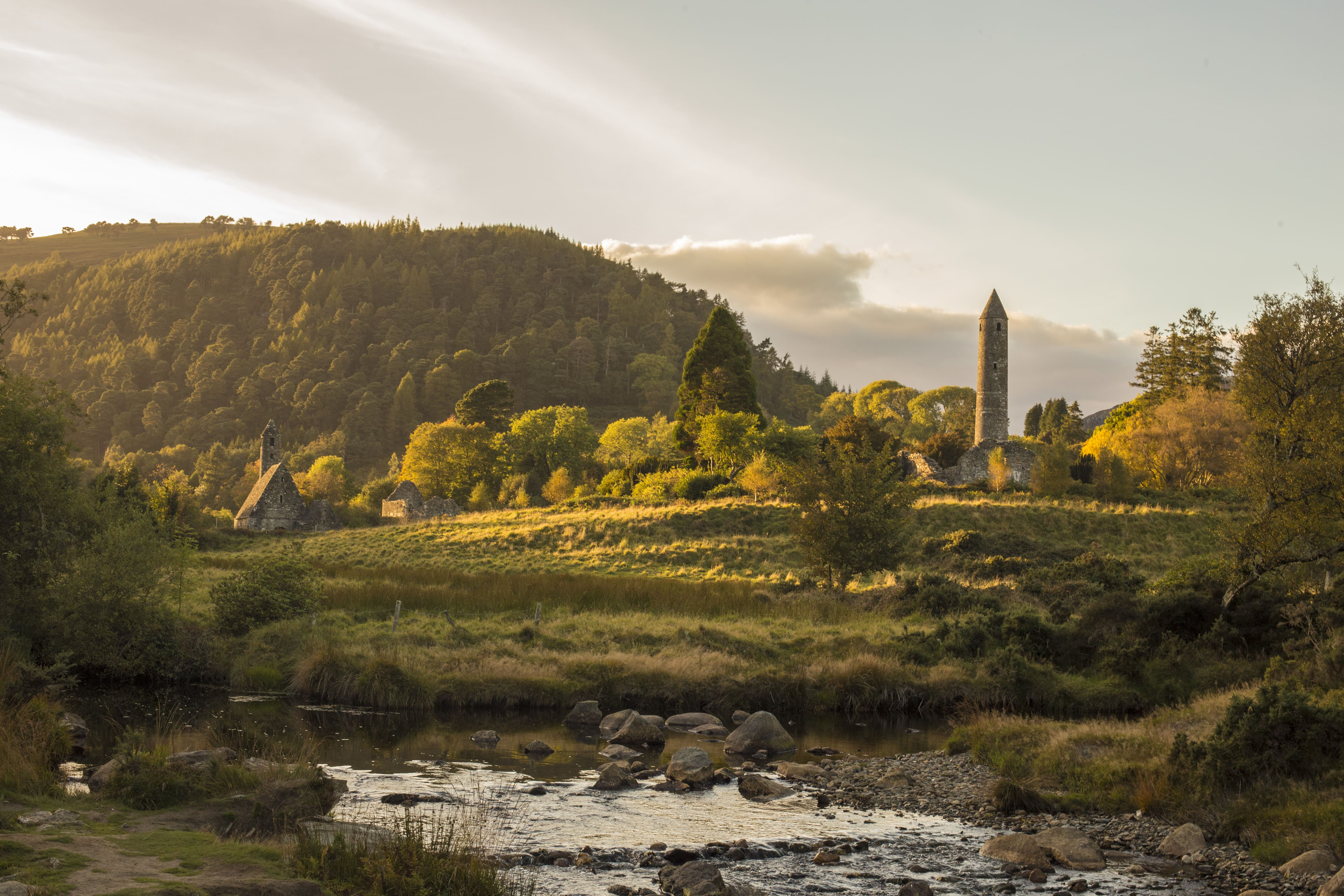 Wicklow Mountains, Echt Ierland