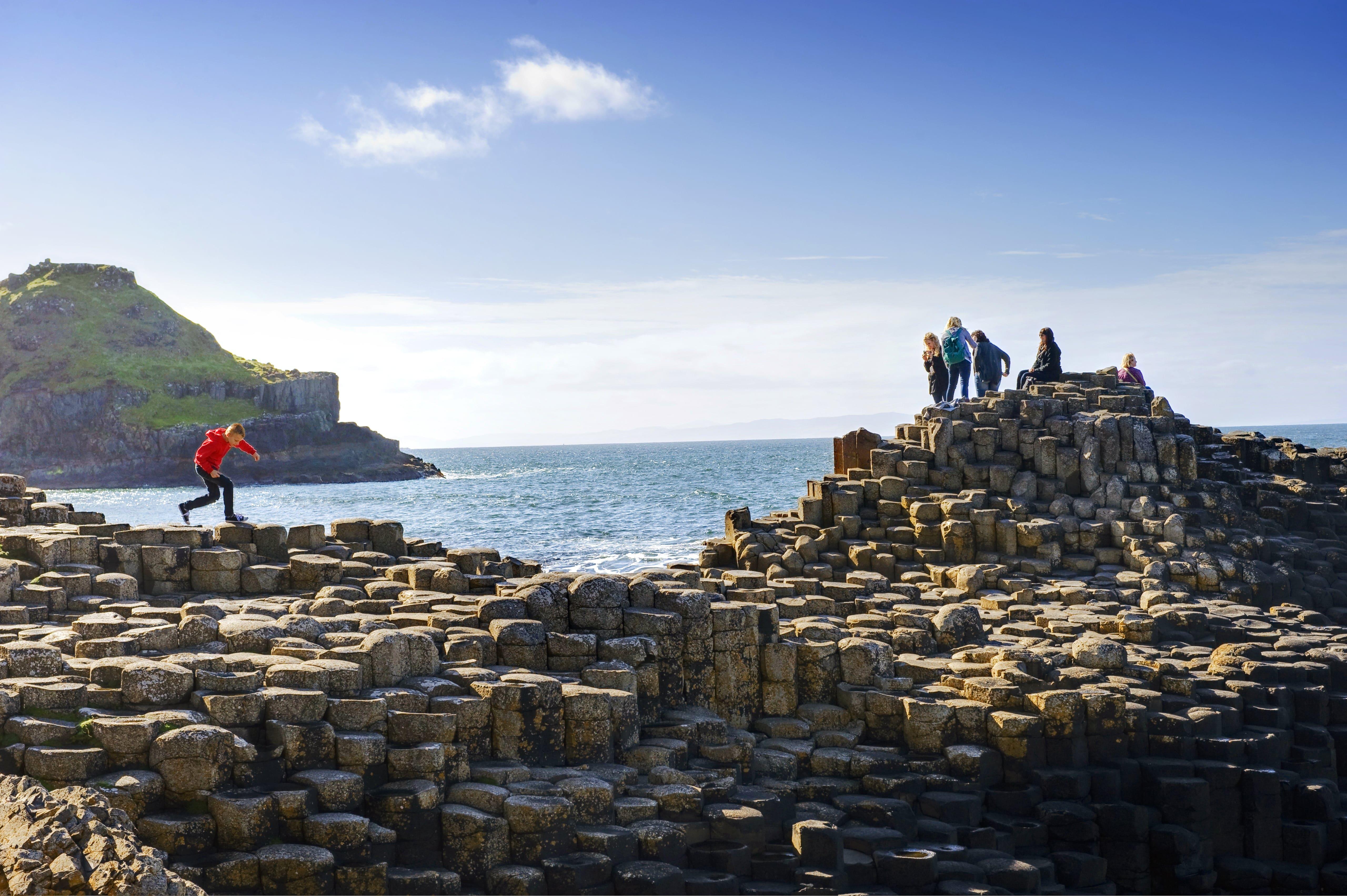 Causeway Coastal Route, Echt Ierland