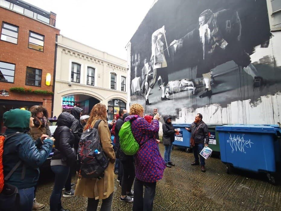 Gaeltacht Quarter, Belfast, Noord-Ierland