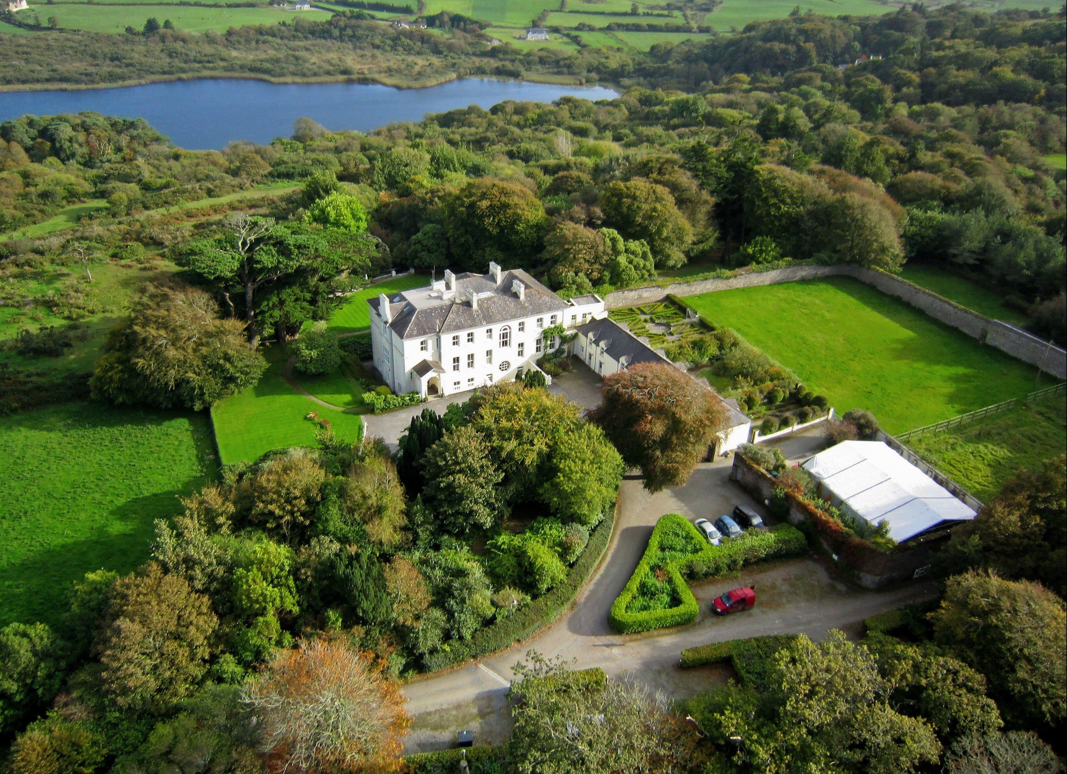 Liss Ard Estate, Echt Ierland