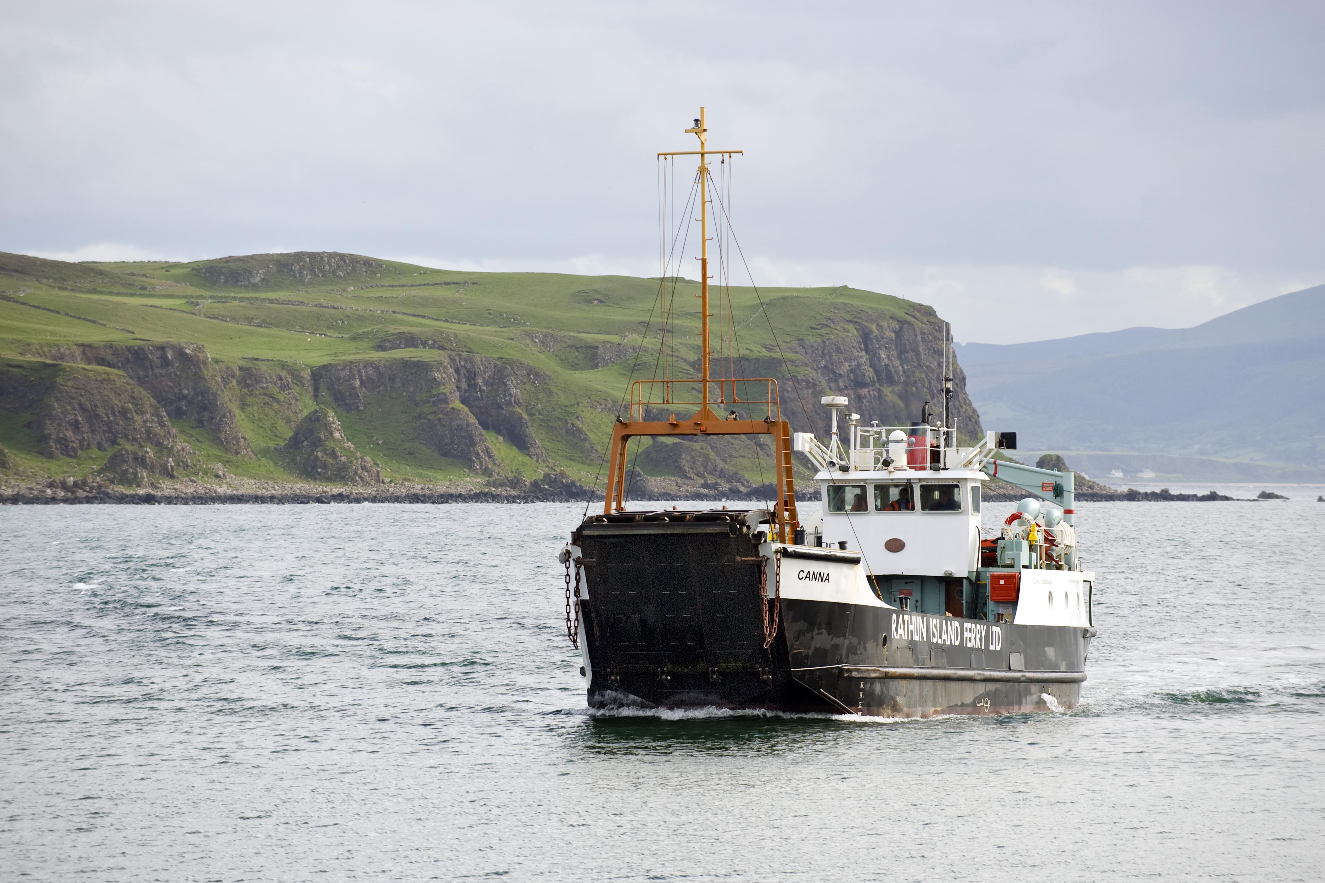 Rathlin Island, Dieren spotten in Ierland, Echt Ierland vakanties