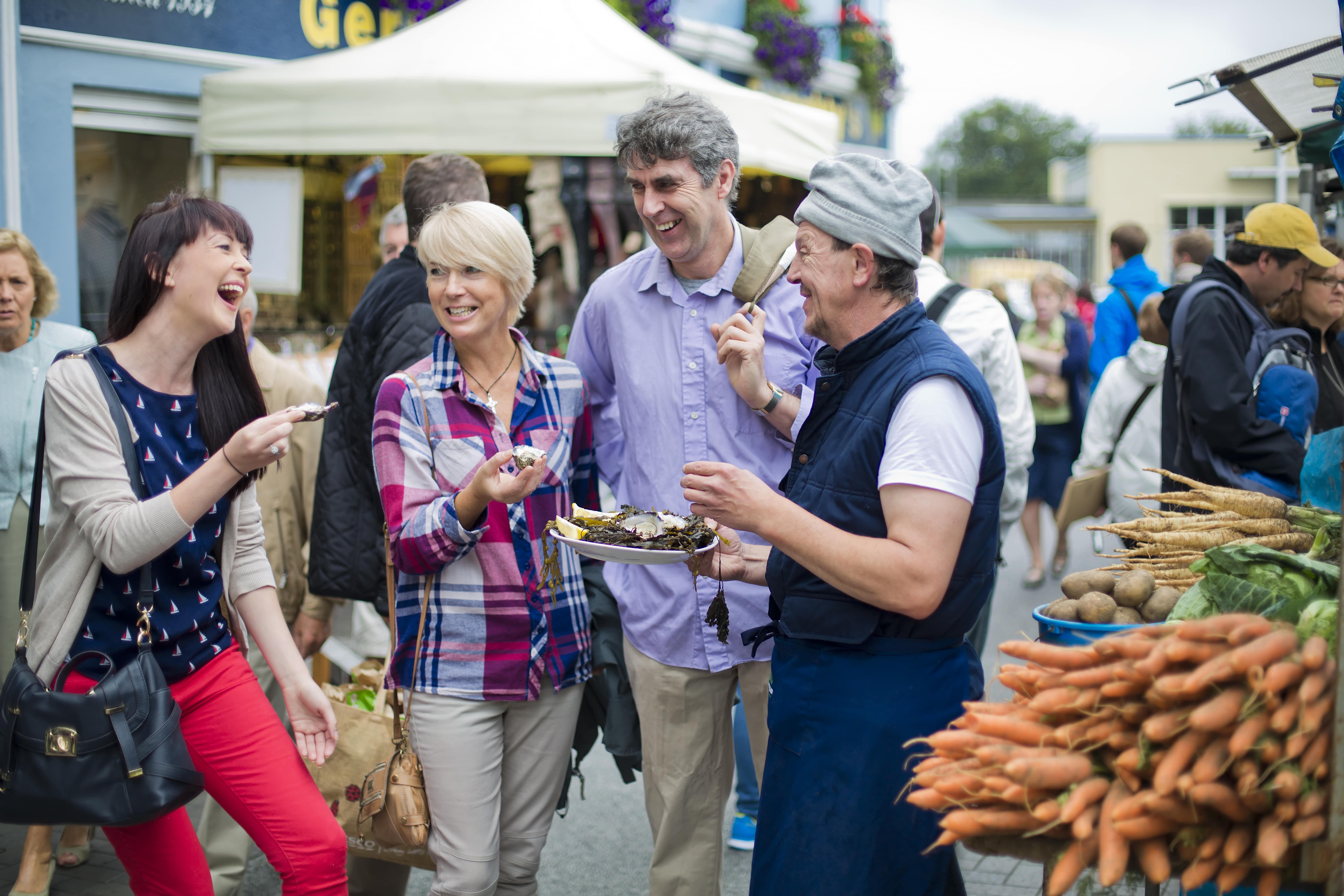 Galway Food Tour, Echt Ierland
