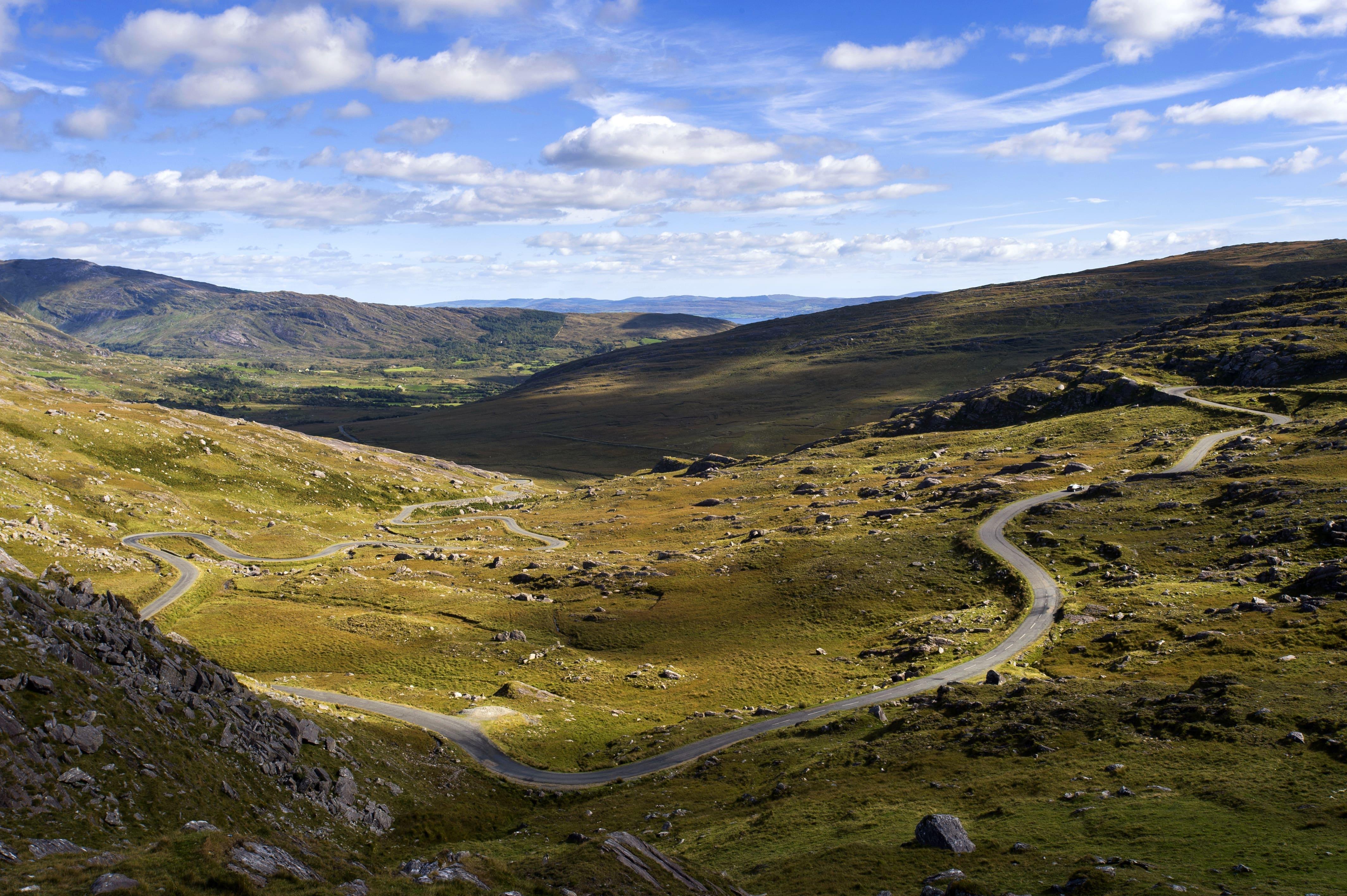 Ring of Beara, Echt Ierland