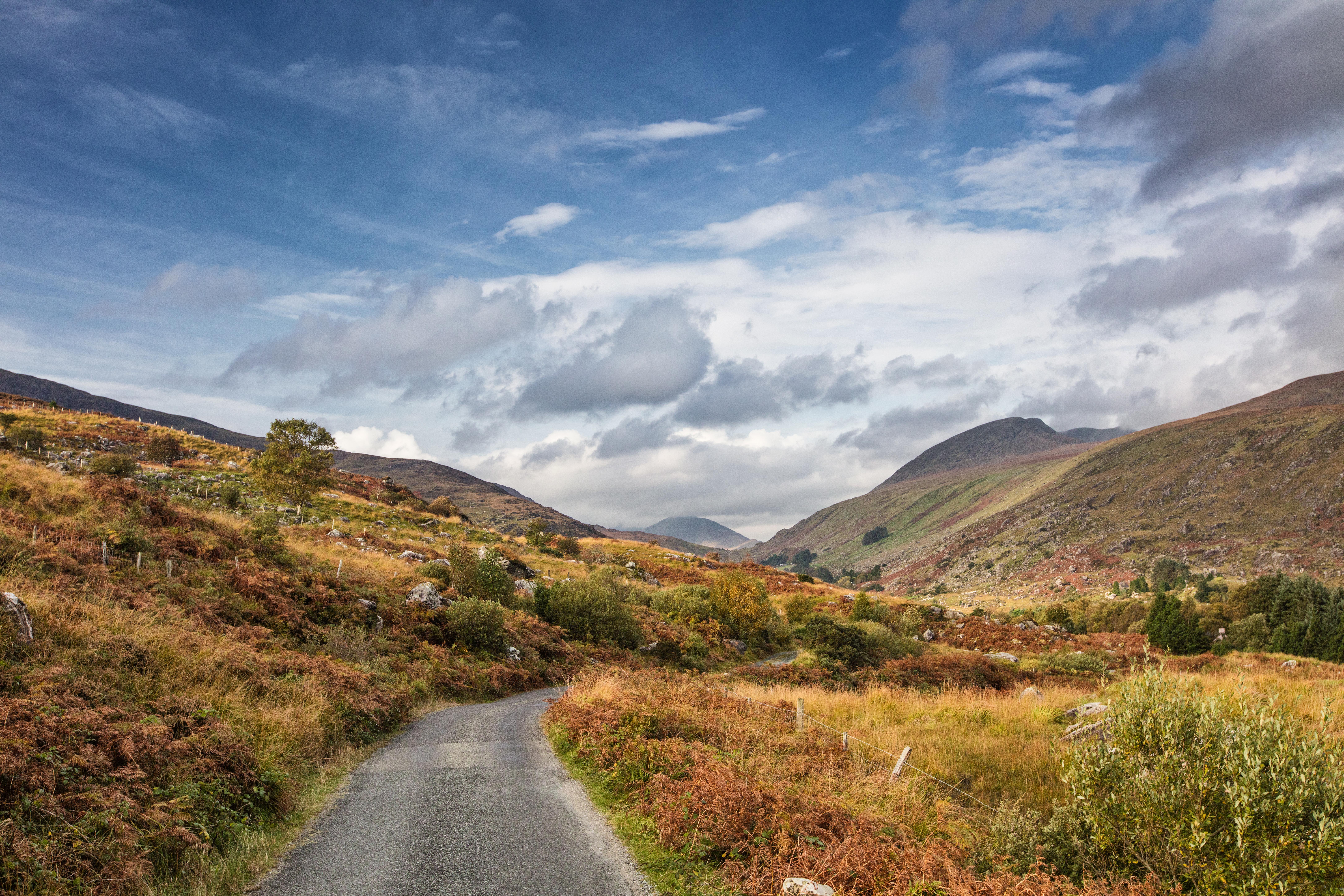 Black Valley, Ring of Beara, Echt Ierland, Vakantie Ierland