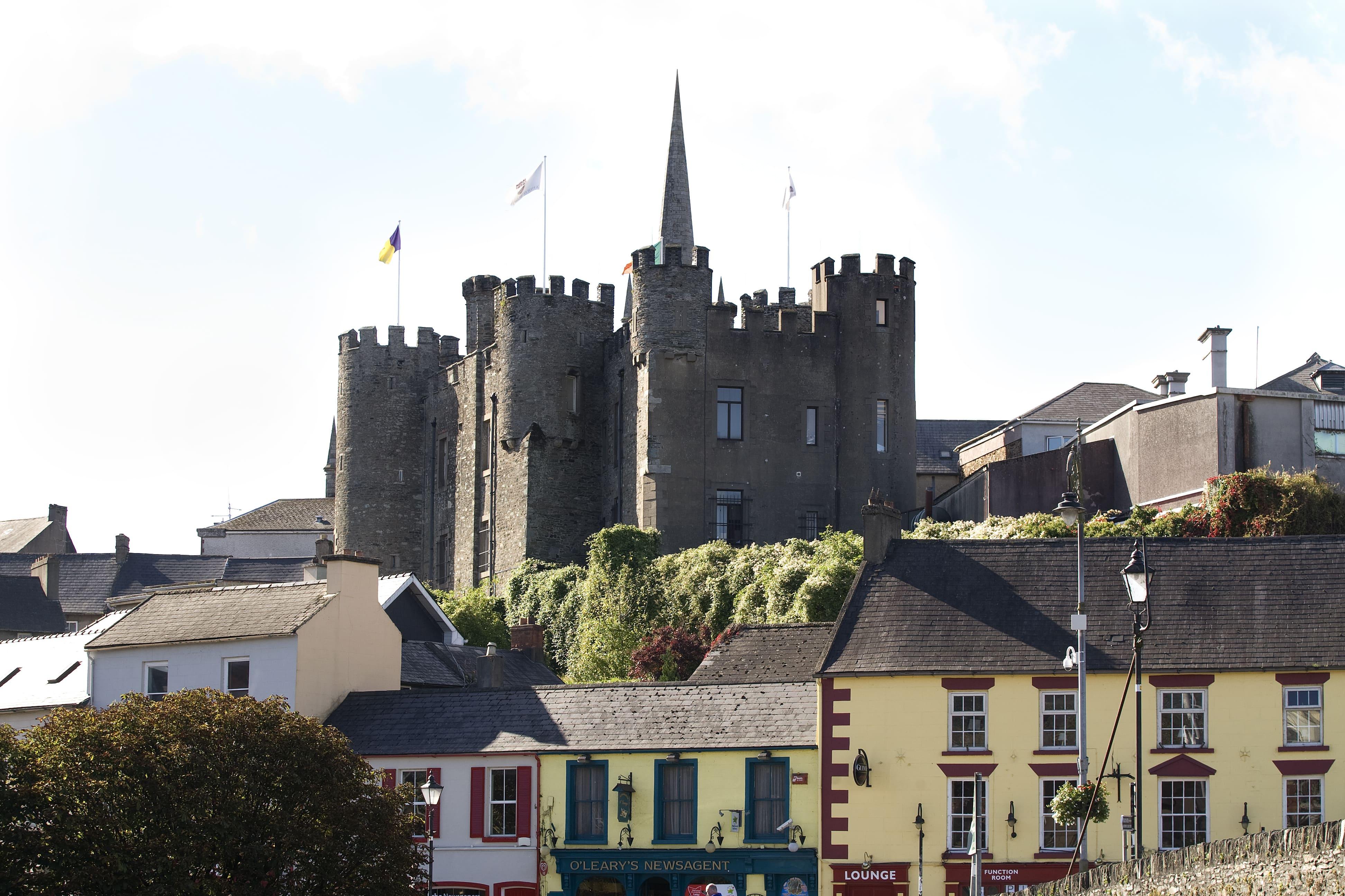 Enniscorthy Castle, County Wexford, Ireland