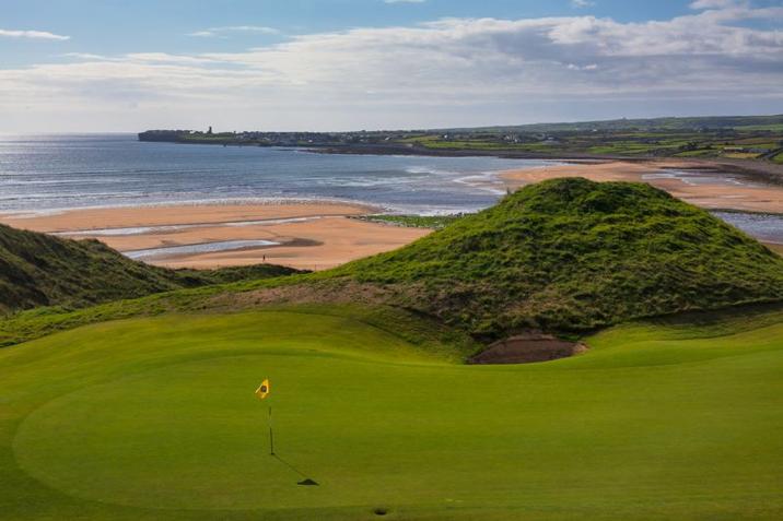 Golf in Lahinch, Echt Ierland