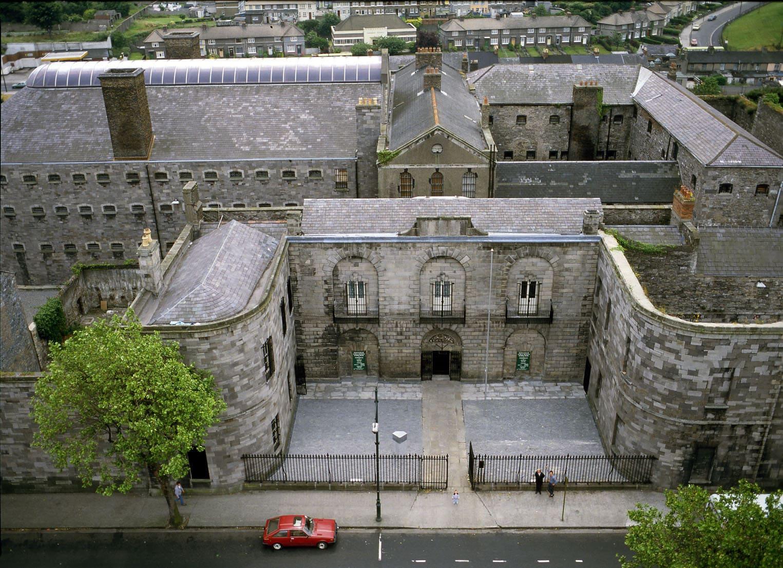 Kilmainham Gaol, Dublin bezienswaardigheid