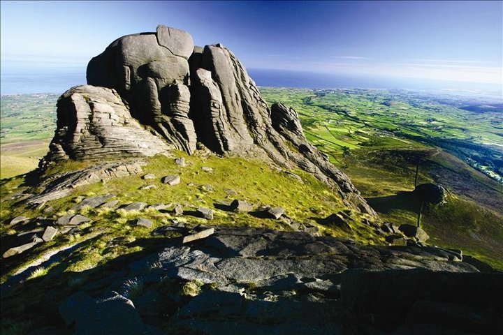 Mourne Mountains, Noord-Ierland