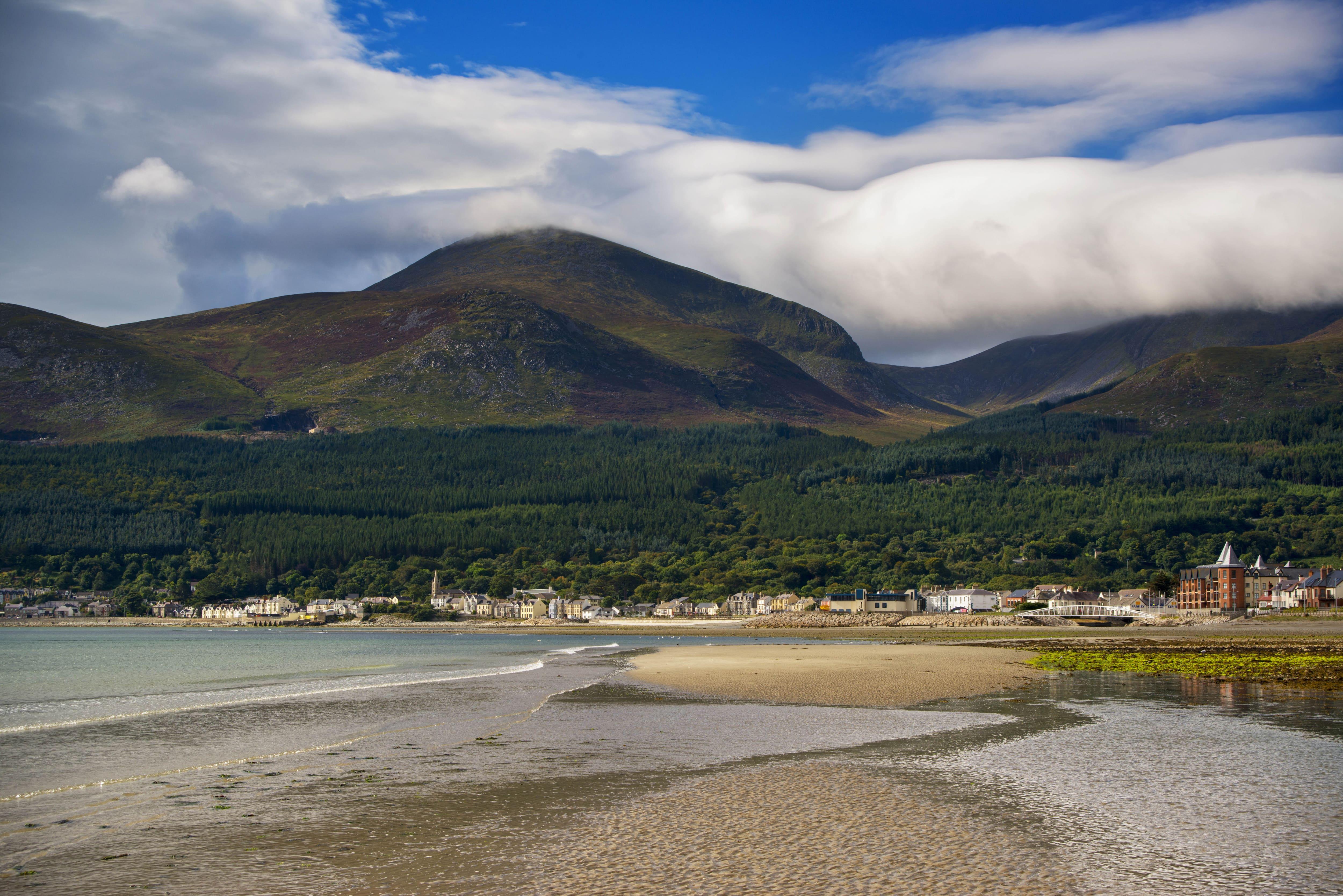 Mourne Mountains, Noord-Ierland, Echt Ierland