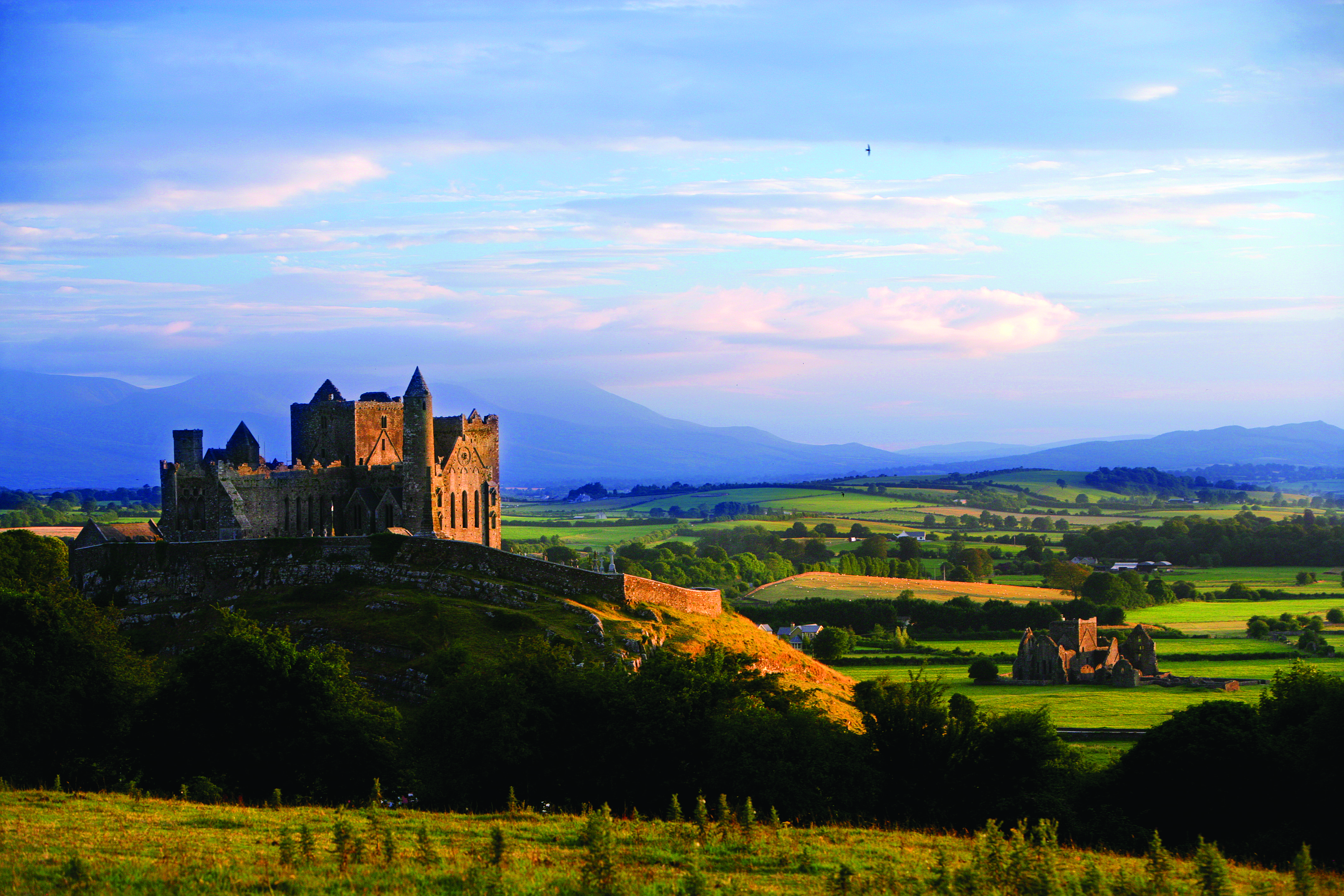 Rock of Cashel, County Tipperary, Ierland
