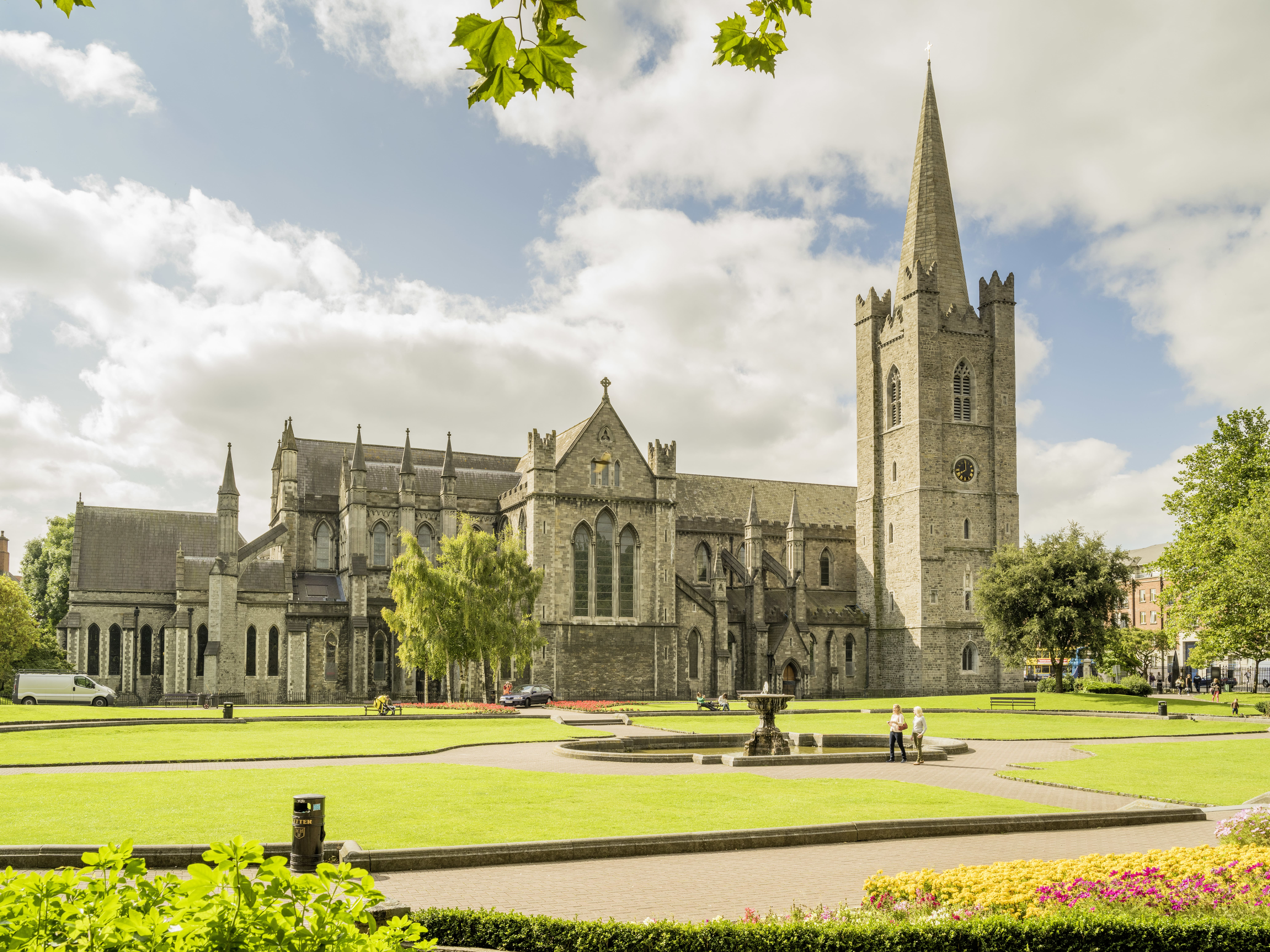 St. Patrick's Cathedral, Dublin, Ierland