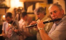 Echt Ierland, Traditionele live muziek, Vakantie ierland