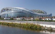 Aviva Stadium Dublin, EK 2020, Echt Ierland