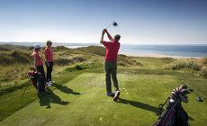 Golfers, Sport Ierland, Echt Ierland