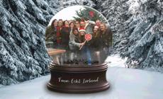 Kerstgroet team Echt Ierland