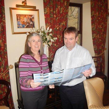 Echt Ierland, Lough Inagh Lodge, Recess, Maire O'Connor, Rondreis Ierland