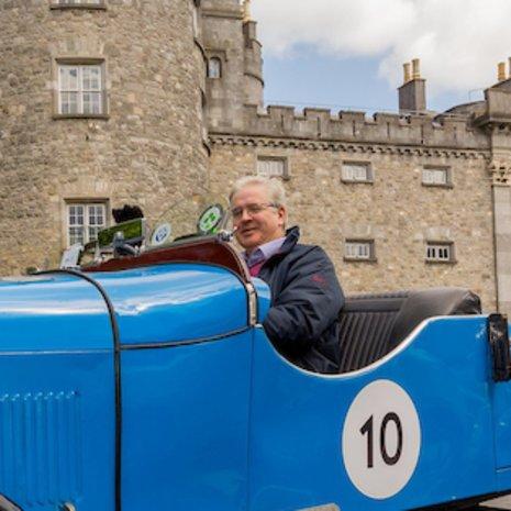 John Ryan, Pembroke Kilkenny Hotel