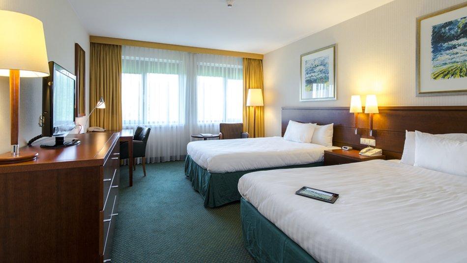 Echt Ierland, Marriott Hotel Schiphol Airport, Rondreis ierland