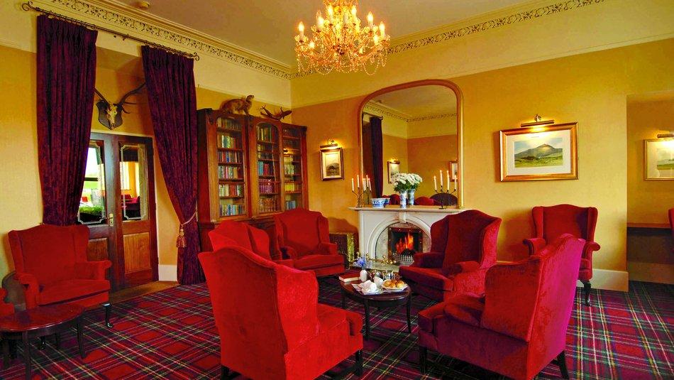 Echt Ierland, Dunfanaghy, Arnolds Hotel, Ierland reizen