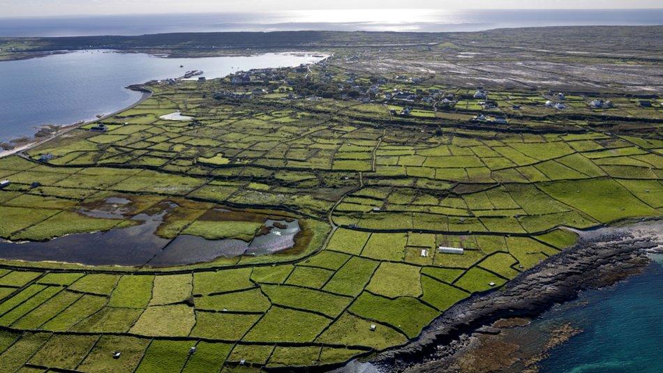 Echt Ierland, Aran Islands, Vakantie ierland