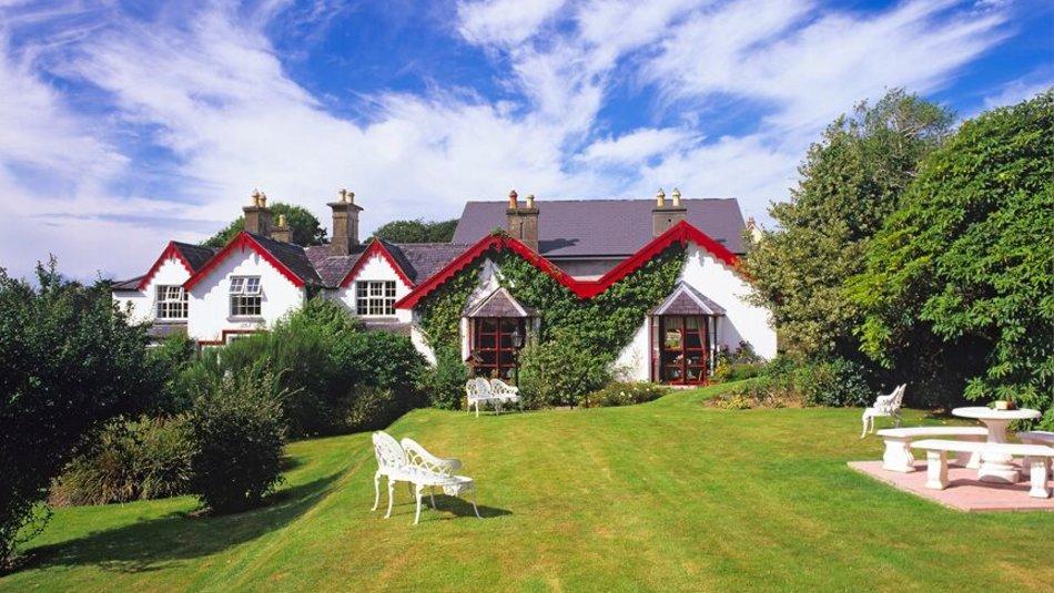 Echt Ierland, Killarney, Killeen House Hotel, Ierland reizen