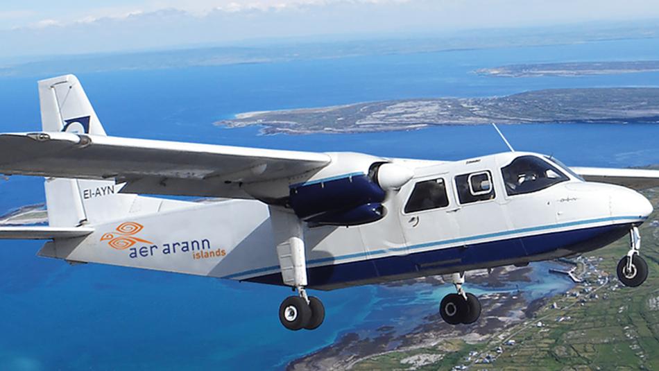 Aer Arran Islands, Echt Ierland, Rondreis ierland