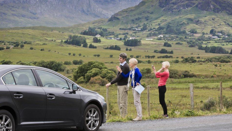 The Connemara, Echt Ierland, Ierland rondreis