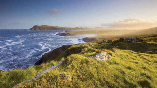 Echt Ierland, County Kerry, Ring of Kerry, Vakantie ierland