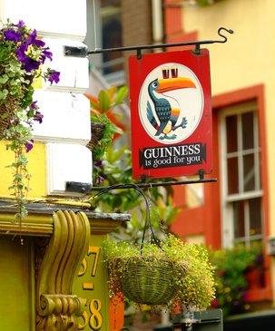 Echt Ierland, Dublin, Guinness Storehouse, Rondreis ierland