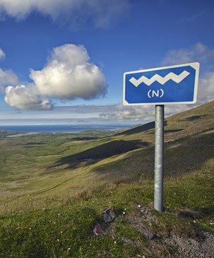 Echt Ierland, County Cork/Kerry, Ring of Beara, Ierland reizen