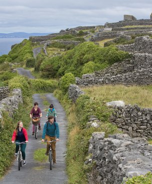Echt Ierland, Aran Islands