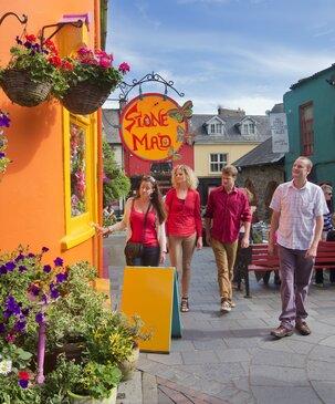 Echt Ierland, Kinsale, Vakantie ierland