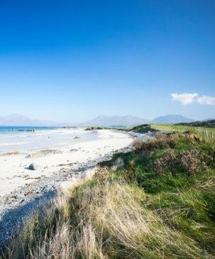 Renvyle Beach, Echt Ierland, Ierland reizen