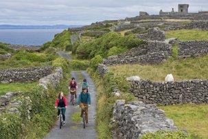 Echt Ierland, Aran Islands, Ierland reizen