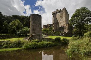 Echt Ierland, Blarney, Blarney Castle, Ierland reizen