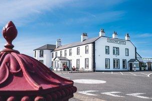 Echt Ierland, Bushmills, The Causeway Hotel, Vakantie ierland