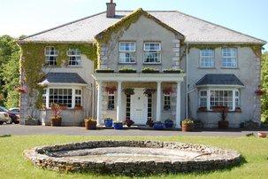 Echt Ierland, Clifden, Connemara Country Lodge, Vakantie ierland