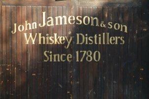 Echt Ierland, Dublin, Jameson Distellery, Ierland rondreis