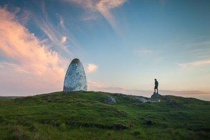 Marconi Tower, Connemara, Echt Ierland, Ierland rondreis