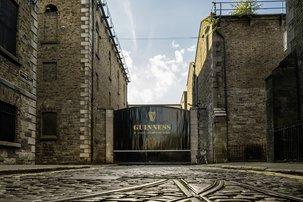 Echt Ierland, Dublin, Guinness Storehouse, Ierland reizen