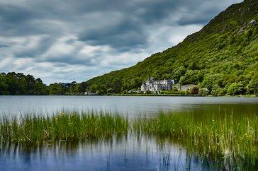 Echt Ierland, Connemara, Kylemore Abbey, Ierland rondreis