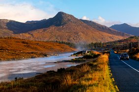 The Connemara, Echt Ierland