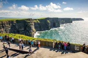 Echt Ierland, Cliffs of Moher, Ierland rondreis