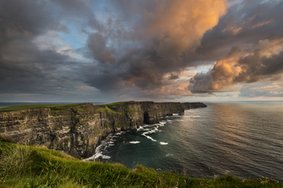 Echt Ierland, Cliffs of Moher, Rondreis ierland