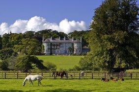 Mount Juliet Estate, Thomastown, Echt Ierland, Ierland reizen