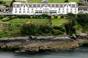 Echt Ierland, Ballycotton, Bayview Hotel, Ierland reizen