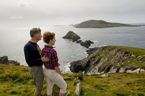 Echt Ierland, wandelreis, Dingle Way, Blasket Islands, Fly drive ierland