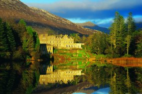 Echt Ierland, Recess, Ballynahinch Castle, Rondreis ierland